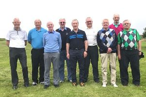 Port  Bannatyne GC seniors tournament