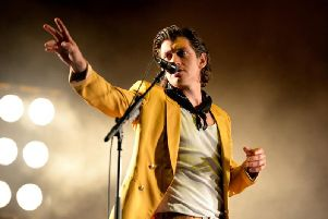 The Arctic Monkeys first UK tour date in over three years will take place at TRNSMT Festival
