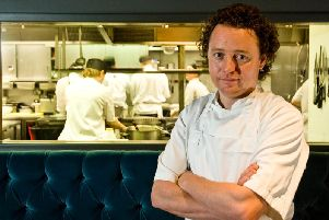 The Kitchin - led by Tom Kitchin - is the best restaurant in Scotland - according to Square Meal (Photo: JP)