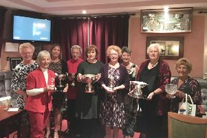 Elizabeth dominated ladies' season at Rothesay Golf Club