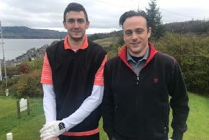 Mark and Steven favourites in Port Bannatyne Winter League