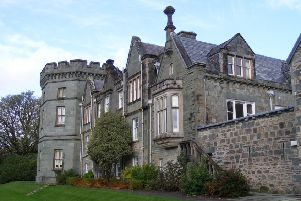 Argyll and Bute Council's headquarters in Lochgilphead.