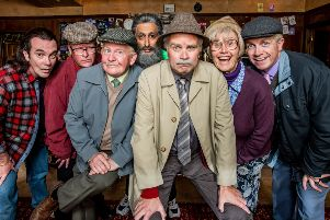 Jack, Victor and the rest of the Craiglang gang are back for the ninth series of Still Game, as the iconic comedy goes into retirement. Created, written by and starring Ford Kiernan and Greg Hemphill, the final series celebrates growing old disgracefully as the riotous pensioners rail against everything modern life has to throw at them. First episode: Launch night.