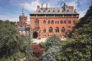 Mount Stuart House is again taking part in the Scottish Rhododendron Festival this year.
