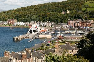 Photo of Rothesay by  Iain Mclean / HIE