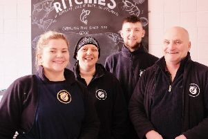 Ritchie's of Rothesay in Food & Drink Excellence Awards final