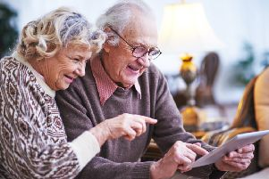 AbilityNet helps disabled and older people aged 55 and over use technology and the internet.