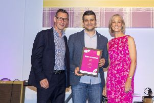 Helmi's Bakery tastes success in Scottish Baker of the Year 2019/20 Competition.