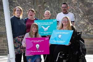 Gail Porter recently joined fellow See Me campaigners to launch new research and Initiative to tackle mental health discrimination in Scotland.