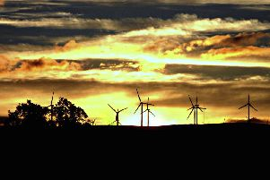 READER Clark Thomson, from Douglas, who was a finalist in our recent photo competition, sent in this stunning shot of Nutberry Windfarm. Thanks Clark. If you would like to share an image with our readers send it to Editor Julie Currie, 3 High Street, Carluke, ML8 4AL or email jcurrie@jpress.co.uk