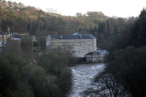 LANARK reader Caroline Wilson took this picture of New Lanark on what she described as a 'rare, dry day'! It was taken on Hogmanay on a chilly but lovely afternoon. Thanks Caroline! Send your picture to Editor Julie Currie, 3 High Street, Carluke, ML8 4AL, or email jcurrie@jpress.co.uk