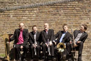 Classiest group...how the BBC Music Magazine described Onyx Brass