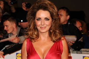 Carol Vorderman. Pic: Featureflash Photo Agency / Shutterstock.com