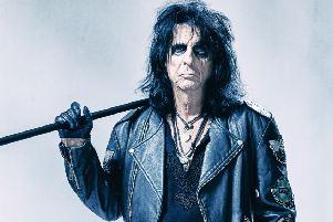 Alice Cooper is returning to Glasgow in November for the first time since 2011.