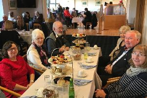 Haven Forth's fundraising afternoon tea