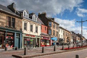 Lanark High Street; BID battleground?