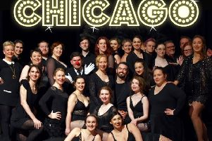 LAMS Chicago production cast