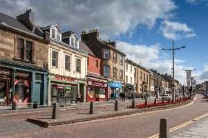 Lanark High Street a battleground?