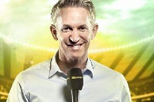 The FA Cup Final with Gary Lineker