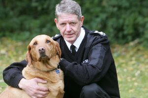 Scottish SPCA Chief Superintendent Mike Flynn is urging the public not to call its helpline to report what they've seen on Facebook posts. (Photo: Peter Devlin)