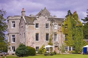 Shieldhill Castle Hotel has found new owners after a troubled recent past