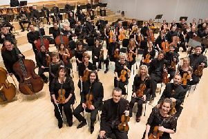 The BBC Scottish Symphony Orchestra