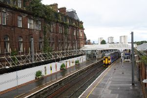 Ayr Station upgrade needed