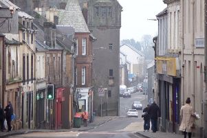 Maybole town centre is about to get a major makeover.