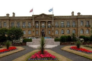 South Ayrshire Council headquarters