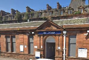 Structural survey on Ayr Train Station gets underway