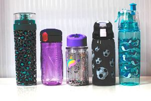 South Ayrshire pupils encouraged to take reuseable water bottle to school
