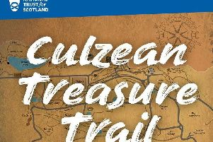 Take part in Culzean Treasure Trail