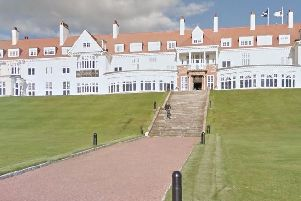 Trump Turnberry recognised With Condé Nast Traveller's 2019 Readers' Choice Award