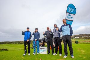 Royal Troon Golf day raises £18,640 for Parkinson's UK
