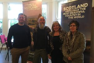 Ayrshire businesses talk tourism