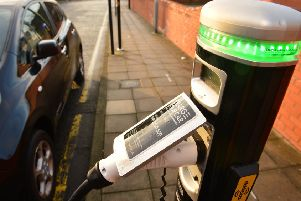South Ayrshire leading the way on electric car infrastructure