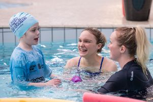 More opportunities for children with disabilities to learn to swim