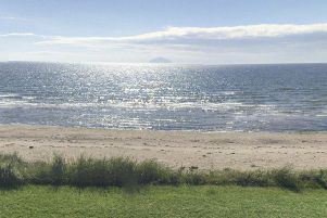 Coastal funding to be splashed out in South Ayrshire