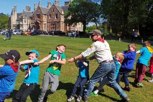 Girvan Scout Group faced with closure
