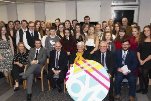 Civic reception for Year of Young People