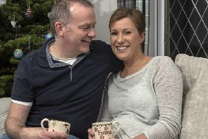 Jonathan and Emma Seddon have told their 'My Survivor' story.