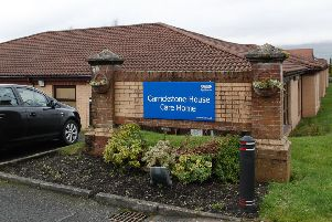 Carrickstone House Care Home is one of two operated in Cumbernauld by Four Seasons