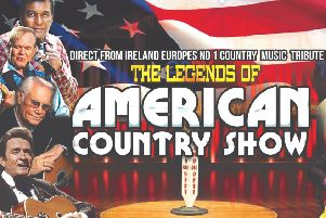 Glasgow set to welcome the Legends of American Country Show