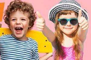 Keep the kids entertained with LET'S GO Summer programme