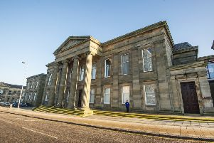 Cumbernauld army hopeful headbutted woman at party