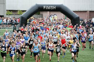 Cumbernauld 10k shutdown guidelines