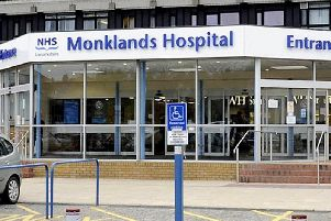 Monklands Hospital warning issued as A&E visits soar over summer