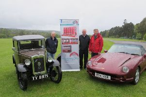 Gearing up for 2015 vintage car rally
