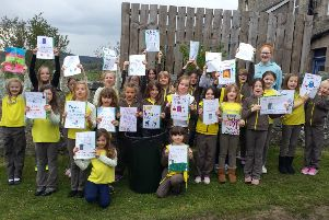 Brownies keep Torphins tidy