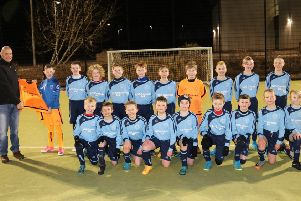 New kit for Banchory team